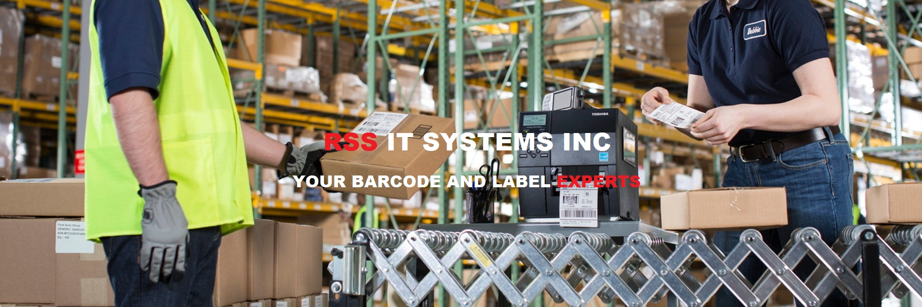 Barcode and Label Experts